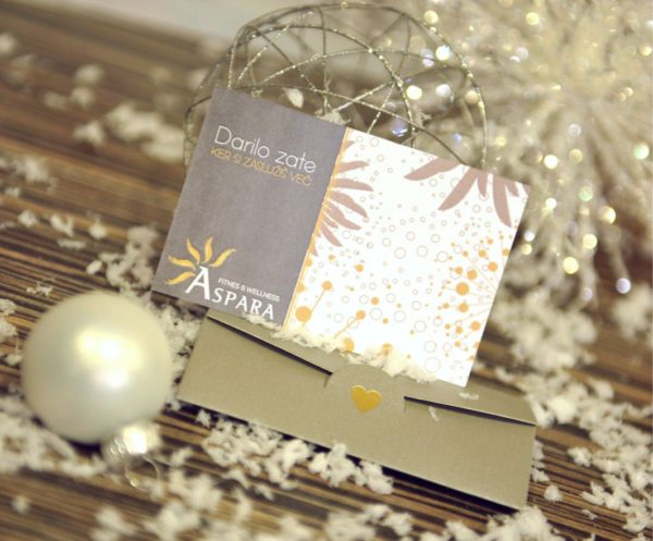Gift voucher Aspara